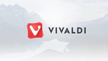 Vivaldi - przeglądarka internetowa