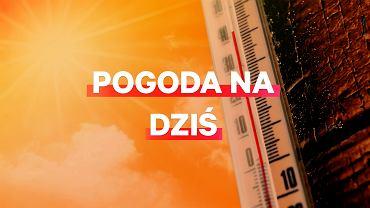 Pogoda na poniedziałek 21 czerwca - kolejny dzień z upalną temperaturą powietrza