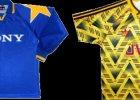Czy rozpoznasz retro koszulki piłkarskie? [QUIZ]