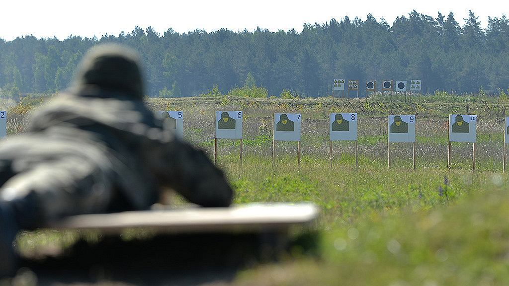 Z nowych strzelnic ma korzystać wojsko oraz cywile