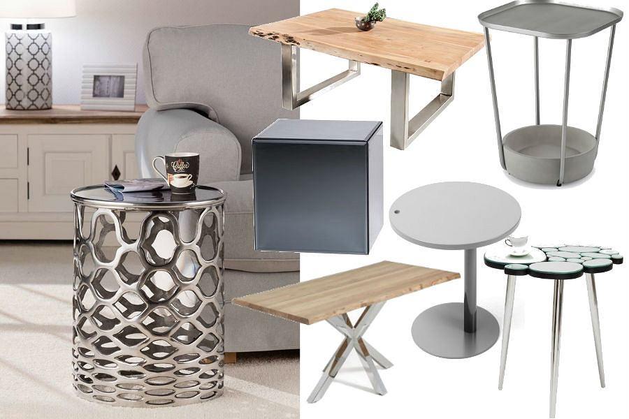 Hit: srebrny stolik