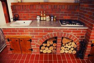 Kuchnia Letnia Projektowanie Pielęgnacja Porady E