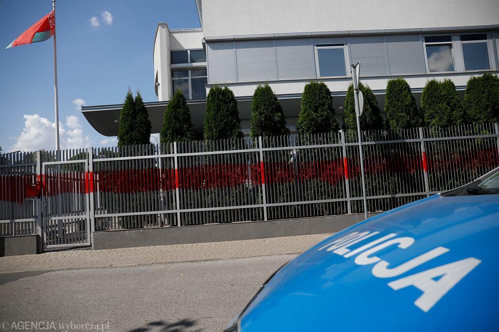 Ambasada Republiki Białorusi w Warszawie
