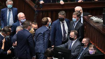 Posiedzenie Sejmu (7 lipca)