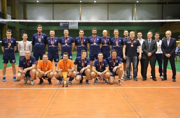 Podsumowanie organizowanych przez MOSiR rozgrywek Amatorskiej Ligi Siatkówki
