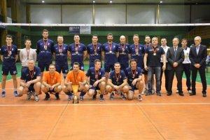 Siatkarze Budmaru zostali mistrzami Amatorskiej Ligi Siatkówki