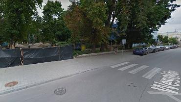 Ulica Wesoła w Kielcach
