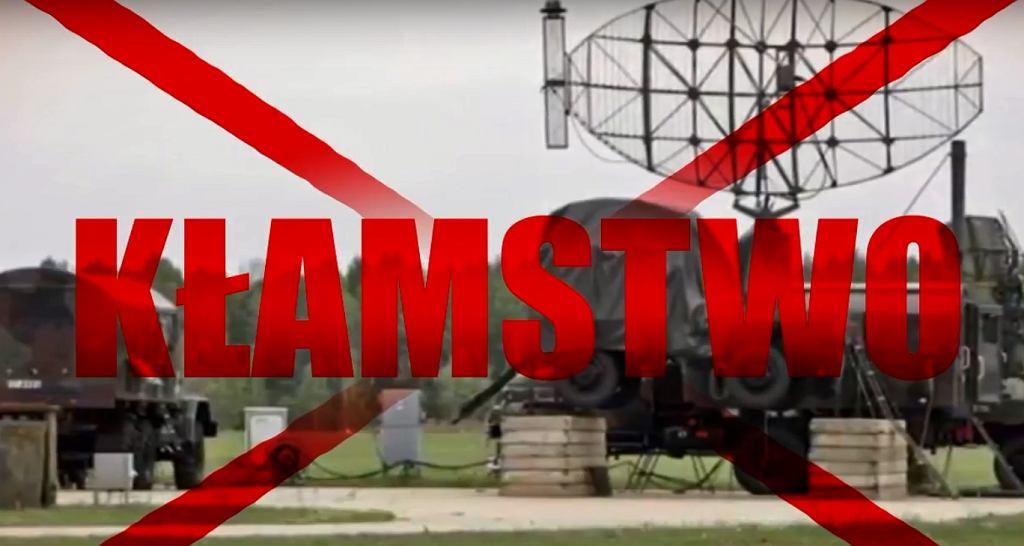 Kadr z filmu PO 'Smoleńsk: Teoria Wielkiego Wybuchu'