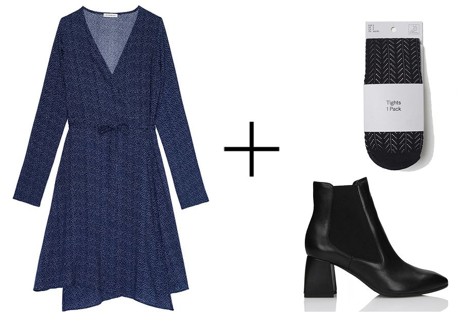 Sukienka The Odder Side to casualowa propozycja na święta