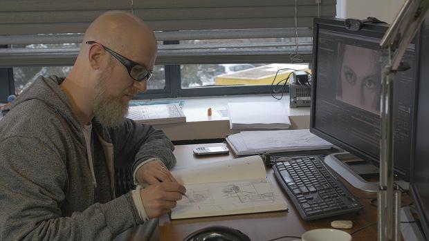 Tomek Bagiński, reżyser Platige Image