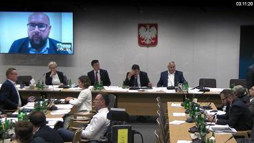Obrady komisji rolnictwa