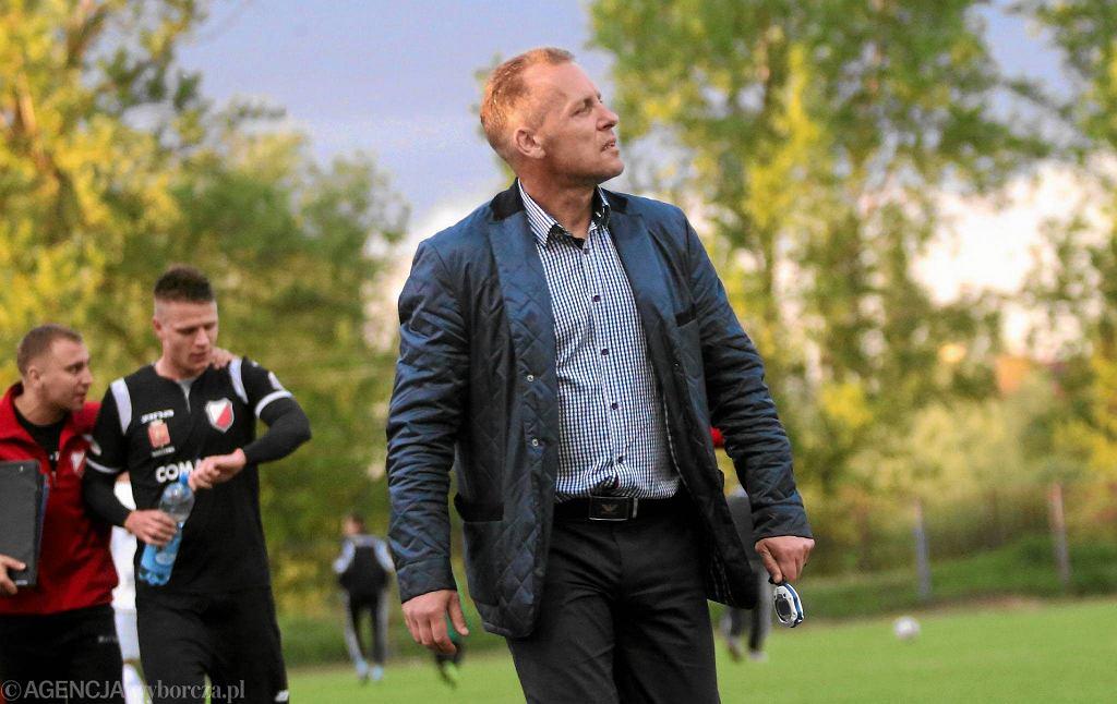 Igor Gołaszewski, trener Polonii