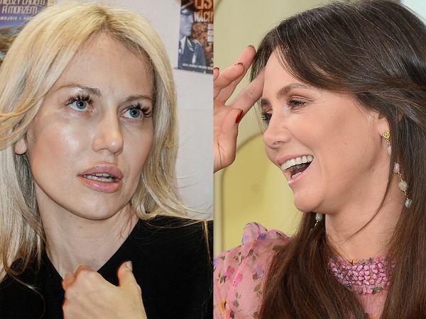 """Magdalena Ogórek straszy Kingę Rusin. """"Przekażcie jej, że ma czas do jutra"""""""