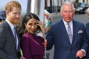 Harry i Meghan, książę Karol