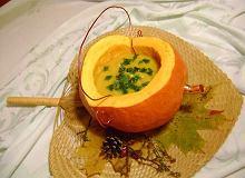 Zupa krem - złoto jesieni - ugotuj