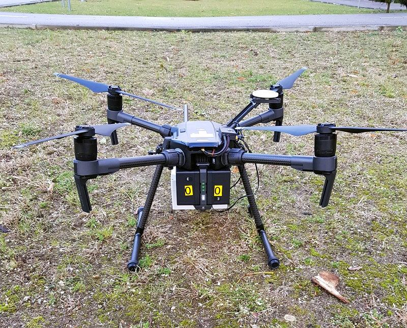 Smog. Straż miejska testuje drony do wykrywania palenia śmieciami
