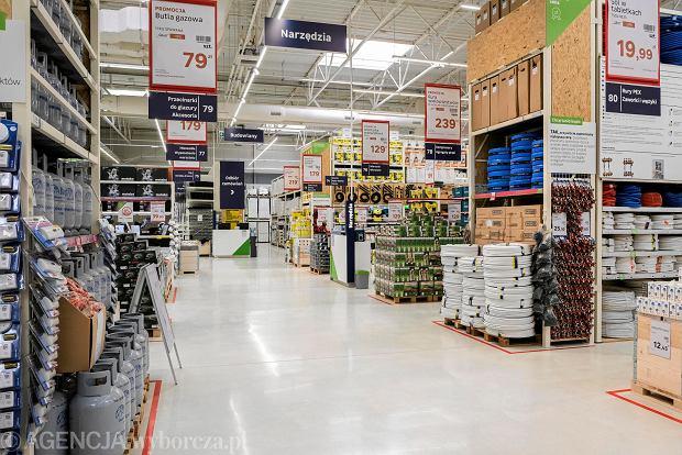 Zdjęcie numer 47 w galerii - Nowy rzeszowski hipermarket Leroy Merlin otwarty od czwartku. 13 działów, 36 tys. produktów [ZDJĘCIA]