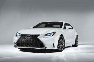 Salon Genewa 2014 | Lexus RC 350 F Sport