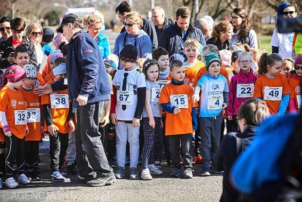 Zdjęcie numer 127 w galerii - Otwarcie sezonu biegowego w Łodzi.