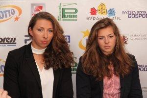 Siostry z Bydgoszczy pojadą na olimpiadę. Ósemka też