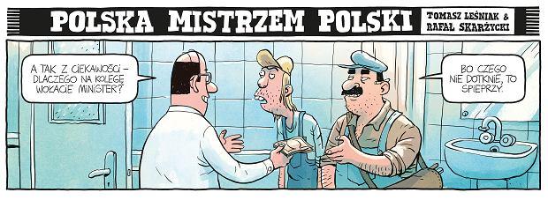 Zdjęcie numer 26 w galerii - Polska mistrzem Polski