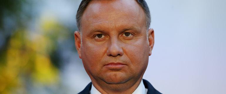 """Prezydent  Niemiec do Dudy: """"Daj mi proszę znać, czy możemy coś zrobić dla Polski"""""""