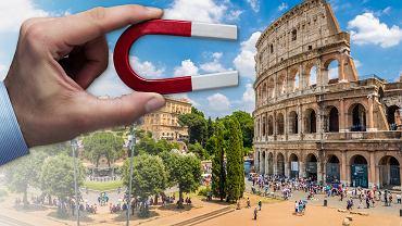 Na wakacje do Włoch zabierz... magnes.