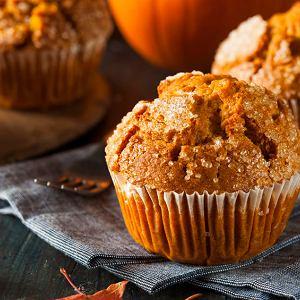 Jesienne dyniowe muffinki