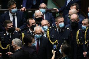 Sejmowa straż marszałkowska dostała właśnie emerytury mundurowe takie jak policja