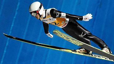 Junshiro Kobayashi w trakcie kwalifikacji