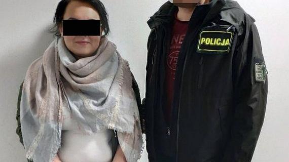 Napad w sklepie na Mokotowie. Uwięziła koleżankę z pracy pod podłogą i obrabowała kasę