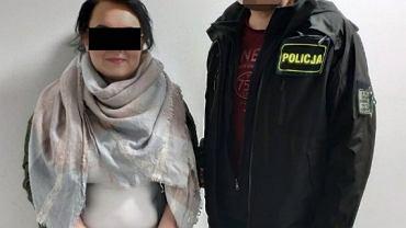 Kobieta zatrzymana po rozboju w sklepie na Mokotowie
