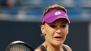 Agnieszka Radwańska, turniej w New Haven