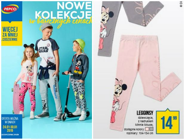 71d4073e6255a7 Bajeczna kolekcja ubrań z Pepco - nowa gazetka promocyjna I Dziecko