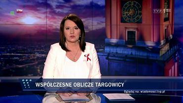 Manipulacje w 'Wiadomościach' TVP. Materiał o 'Współczesnym obliczu targowicy'