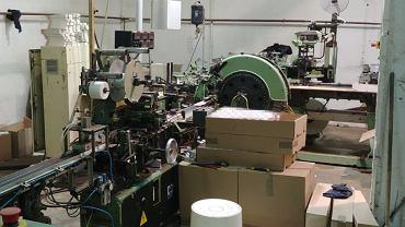 Nielegalna fabryka papierosów w Wielkopolsce