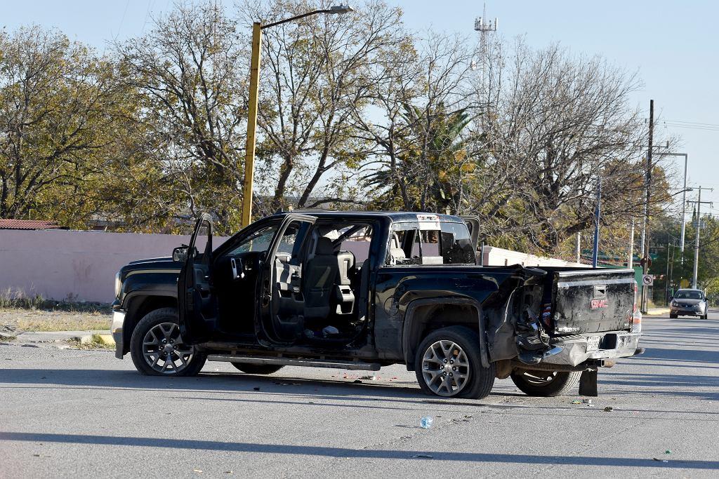 Strzelanina w stanie Coahuila
