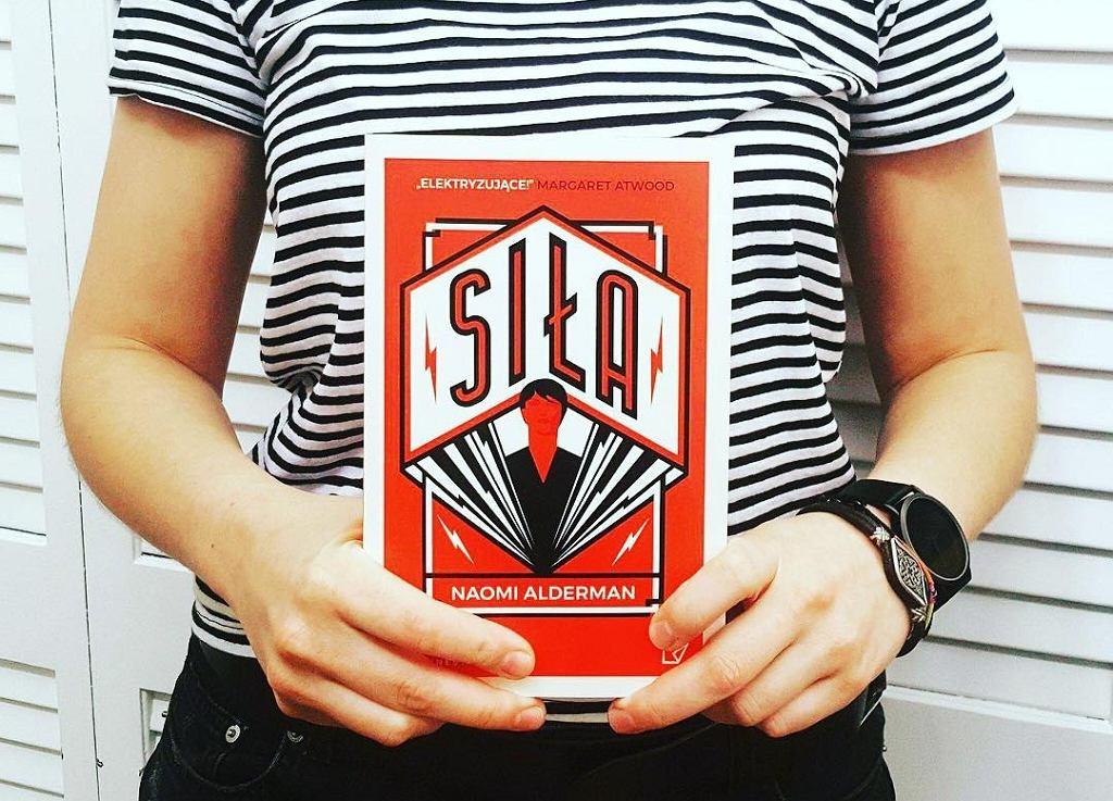 Książka 'Siła' autorstwa Naomi Alderman