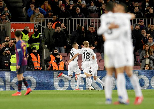 La Liga. Barcelona gubi punkty! Remis 2:2 z Valencią