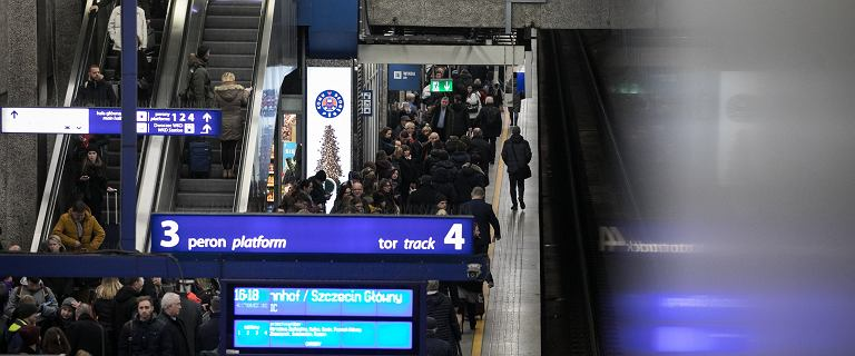 Od grudnia nowy rozkład jazdy pociągów. Zmiany dla pasażerów ze stolicy