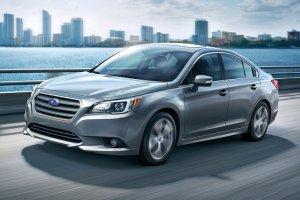 Subaru Legacy | Fikcja i rzeczywistość