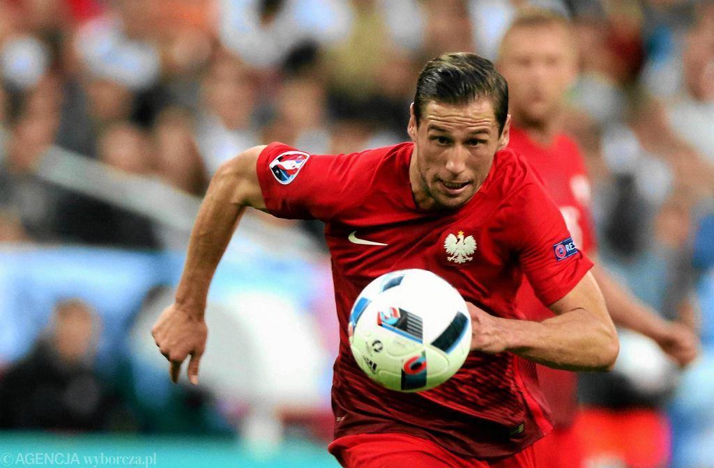 Niemcy - Polska 0:0. Grzegorz Krychowiak
