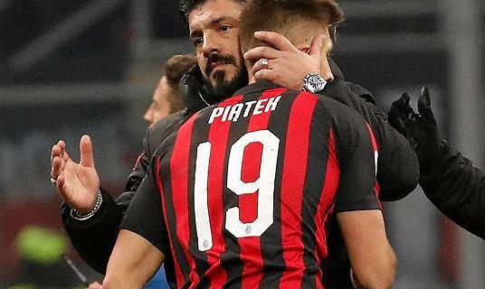 Krzysztof Piątek jest jeszcze lepszy po transferze do Milanu! Imponujące