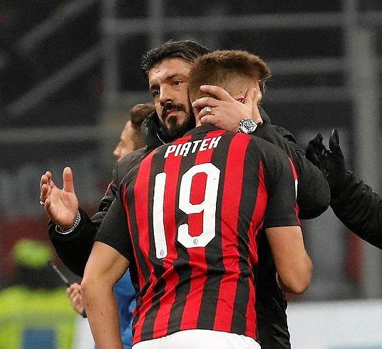 Gattuso i Piątek