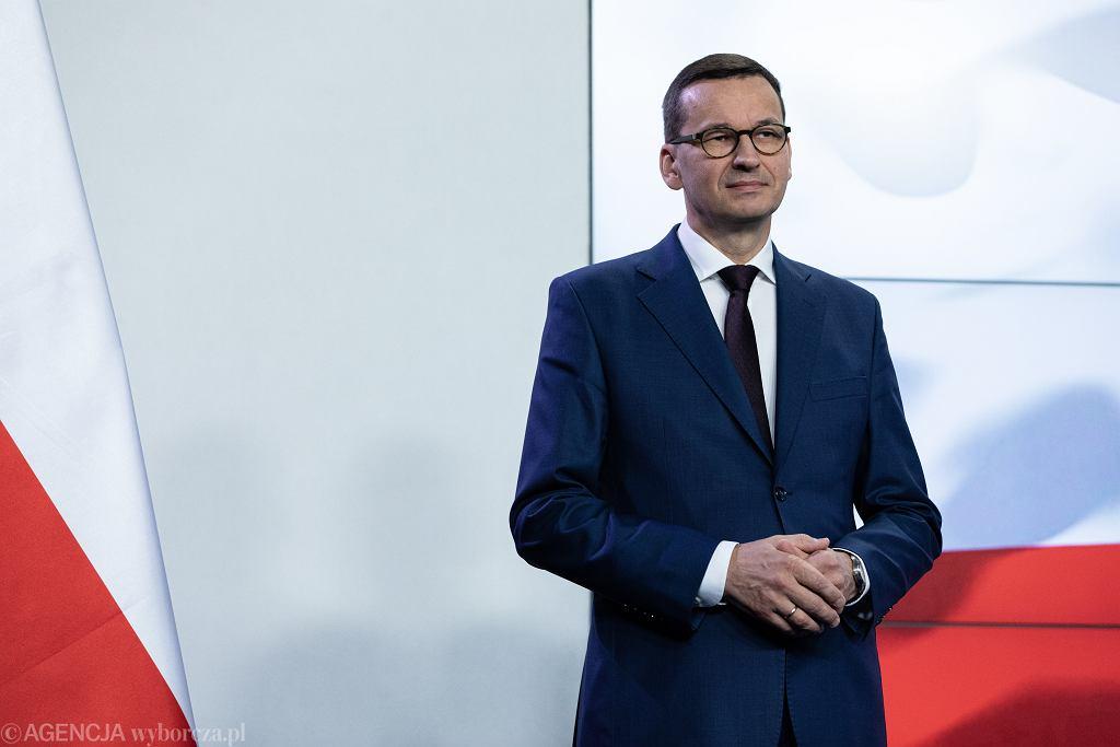 Mateusz Morawiecki odpowiada Ursuli von der Leyen (zdjęcie ilustracyjne)