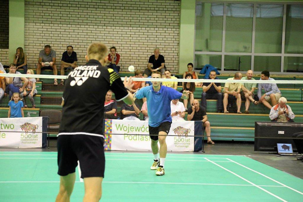 indywidualne mistrzostwa Polski w badmintonie