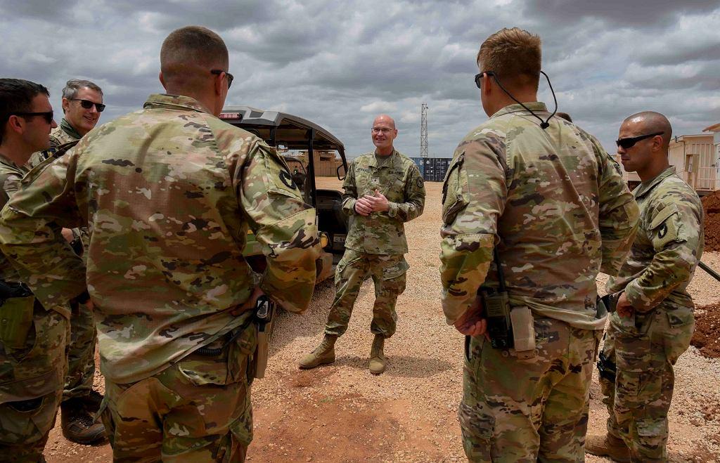 Żołnierze USA - zdjęcie poglądowe