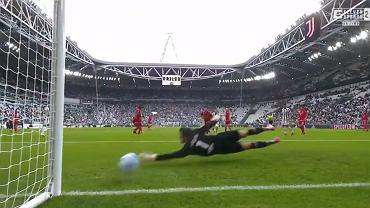 Juventus wygrał, Szczęsny na ławce