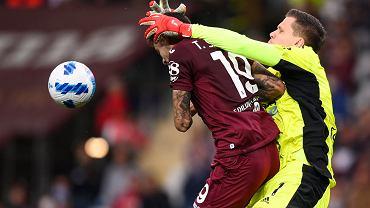 Włoskie media doceniły Szczęsnego w meczu z Torino. 'Odnalazł się'