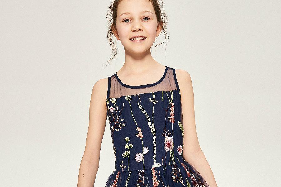 Modne ubrania dla dziewczynek